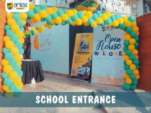 Artes School is one of the best early childhood learning center in Karachi