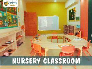 Nursery Class Room - nursery school in Karachi - Nursery Admissions in Karachi