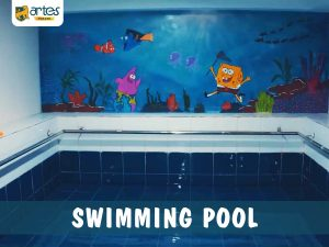 Swimming Pool for Kids in School -private elementary schools near me