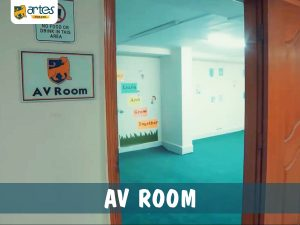 Montessori Primary School - AV Room