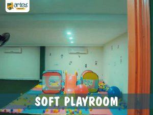 Soft Play Room for Kids in School - Kids Play Childcare