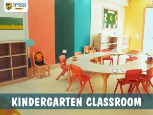Class Room for kindergarten kids