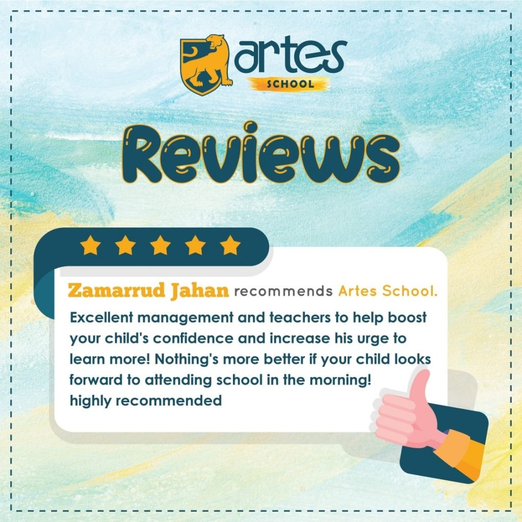 Review for Pre-School in Karachi