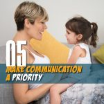 Make communication a priority